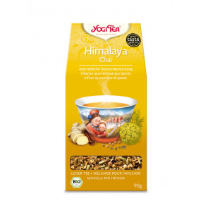 Himalaya Tea (loose) organic 90 g by Yogi Tea