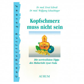 No need for head ache by J. Kamphausen Verlag