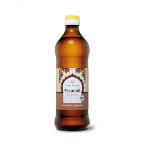 Sesame Oil organic 500 ml by Classic Ayurveda