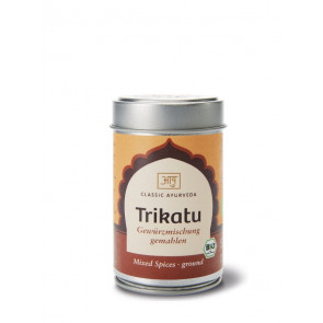 Trikatu Spice Blend (ground) organic 50 g by Classic Ayurveda