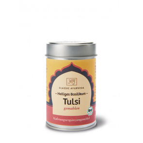 Tulsi Churna (powder) organic 40 g by Classic Ayurveda